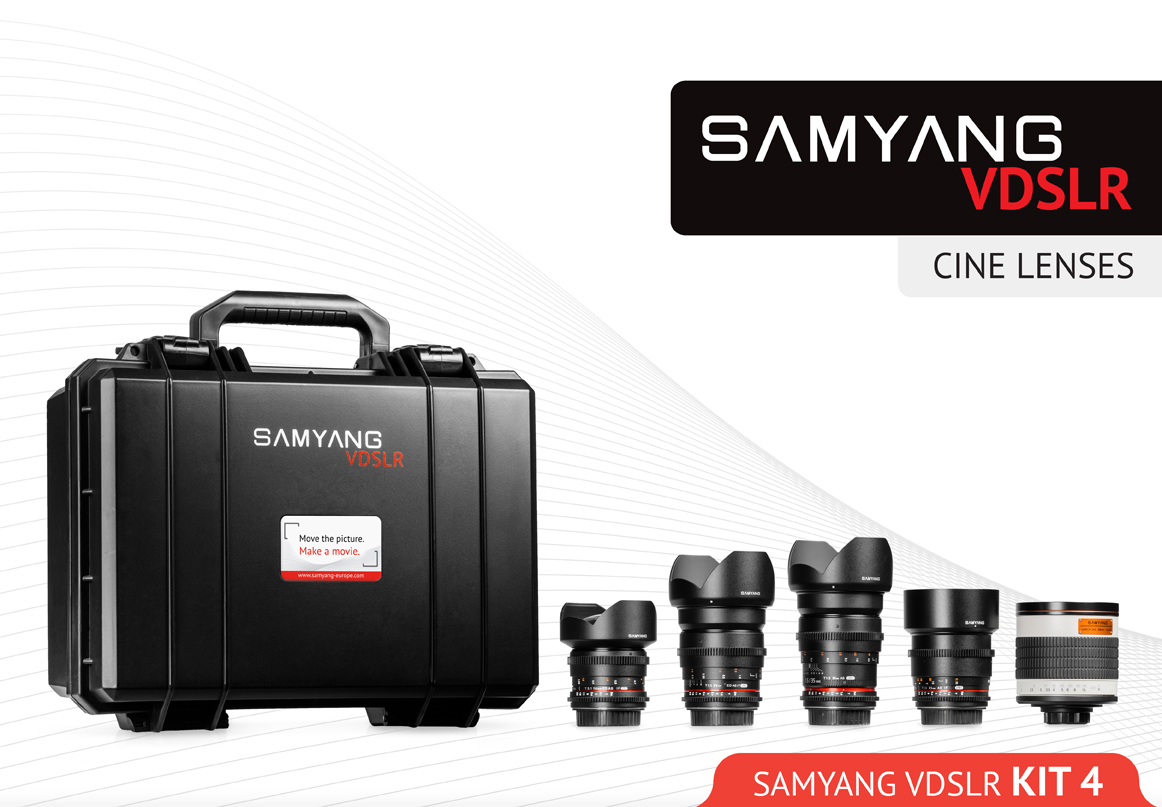 Samyang Cinema Kit 4 top