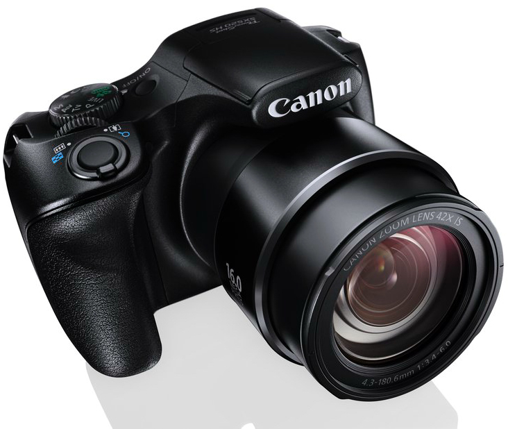 PowerShot SX520 HS Black Beauty 2